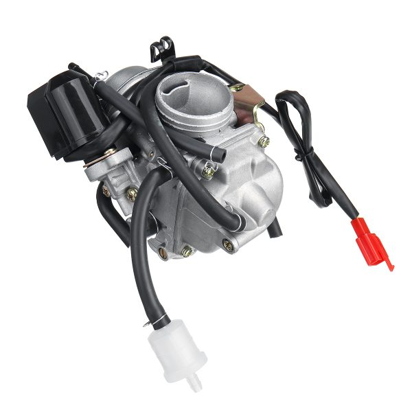 GY6 125cc 150cc Carburetor With Air Filter For Go Kart Scooter 152QMI 157QMJ PD24J