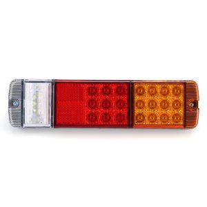 1 Pair LED Rear Tail Lights Lamps For Toyota Land Cruiser FJ40 FJ45 HJ45 HJ47