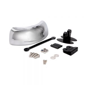Motorcycle Wide-angle Safety Rear View Mirrors Blind Spot For BMW R1200GS LC R1250GS ADV Accessories