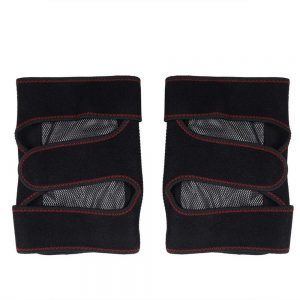 45-65 Electric Heated Knee Pads Men Women Vibration Massage Far Infrared Middle-Aged Elderly Warm Wrap Pain Relief Heating Massage Knee Pads Adjustable Temperature