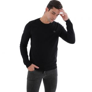 45-65 Winter USB Heating Knitted Sweater Men Heated Warm Clothing Knit Fleece Lined Long-sleeved Outdoor Shirt Top Clothes Jacket M-3XL