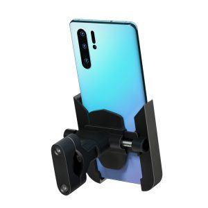 4-6.5inch Mirror Handlebar 360 Degree Rotation Motorcycle Bicycle Mount Holder For GPS Mobile Phone