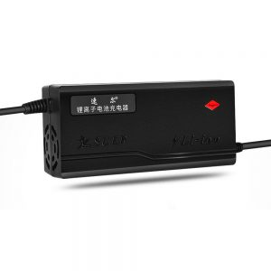 54.6V/58.4V/58.8V 2A Battery Charger For Electric Balance Scooter Vehicle Bicycle Bike Lithium Batteries