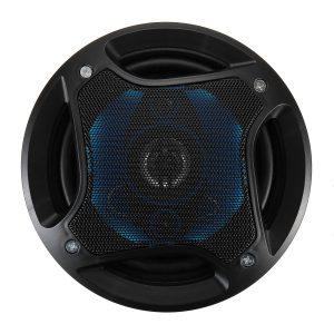 2PCS 6 Inch 500W 2 Way Universal Car Coaxial Speaker Loudspeaker Auto Audio Stereo Full Range Frequency Hifi Loud Speaker
