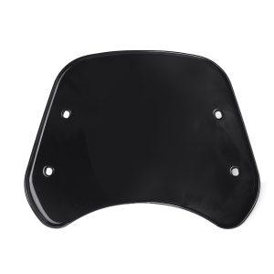 "Motorcycle Windshield Wind Deflector 5~7 Headlight Windscreen For Honda Yamaha"""