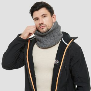 55 Constant Electric Scarfe Heated Scarf Warm Neck Wrap For Outdoor Skiing Hike