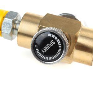 2M SodaStream Club CO2 Filling Tank Refill Adapter CGA320/W21.8-14 Cylinder Hose