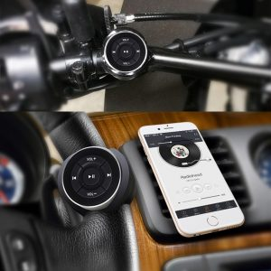 Wireless bluetooth 4.0 Multimedia Button Remote Controller For Android/For iOS