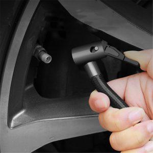 DC 12V 150PSI Auto Car Tire Inflator Electric Portable Mini Air Pump Compressor