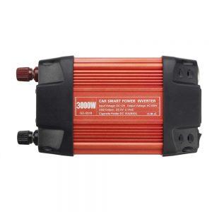 3000W Peak Car Power Inverter DC 12V to AC 220V Modified Sine Wave Converter for Car Home