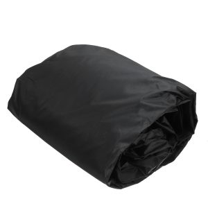 190T Waterproof Quad Bike ATV Cover with Reflective Stripe Universal Covers 200x95x106cm