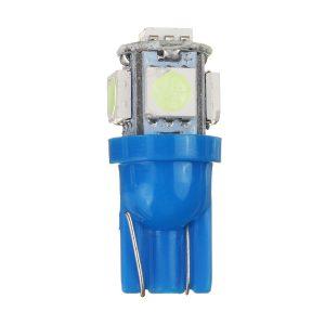 13PCS 12V LED Car Interior Lighting Lamp LED Lights Dome License Plate Lamp White Blue Parking Lights