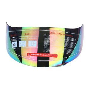 Anti-UV Motorcycle Helmet Lens Anti-scratch Face Shield Visor Lens For K3SV