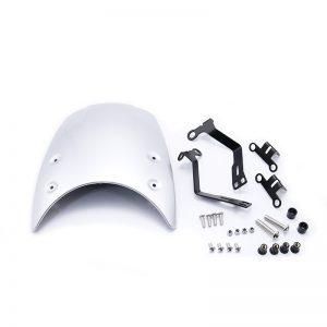 Motorcycle Headlights Windscreen Windshield Smoke For BMW R NINE T 2014-2019