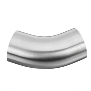 """1.5 / 2 / 2.5 / 3"""" OD 45 Degree Exhaust Pipe Bends Tube Elbows Stainless Steel"""
