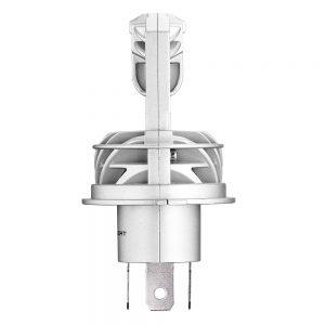 NovSight N35 2PCS H4 12V 50W 10000LM 6000K LED Bulbs Motorcycle Lamp High Power Car Headlight Headlamps Auto