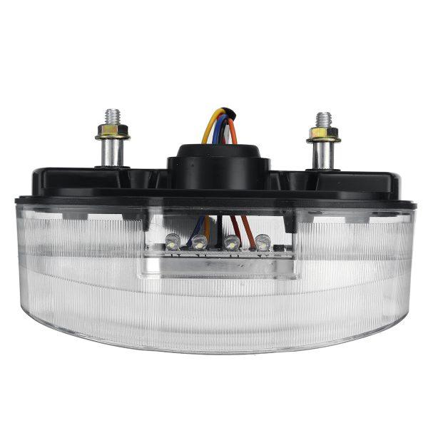 12V Motorcycle LED Tail Light Brake Rear Light Indicator Number Plate Lamp Universal