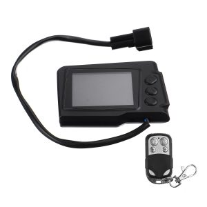 12V LCD Switch Monitor Air Diesel Heater Parking Car Truck + Remote Control