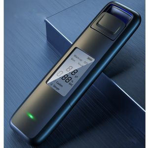 Mini LCD Digital Breath Alcohol Tester Personal Breathalyzer Analyzer Detector