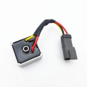 Golf Cart Rectifier Regulator For Club Car 102803301 1025159-01
