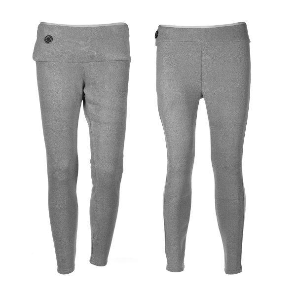 Electric USB Heated Warm Pants Winter Warmer Heating Elastic Trousers Men Women Motorcycle Riding Pants