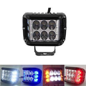 10-30V 6000K LED Work Light Flood Spot Lights Driving Lamp for Offroad Car Truck SUV