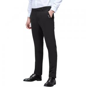 Supield Aerogel Anti-cold Warm Casual Pants Men's Slim Pants Fashion Belt Design from Xiaomi Youpin
