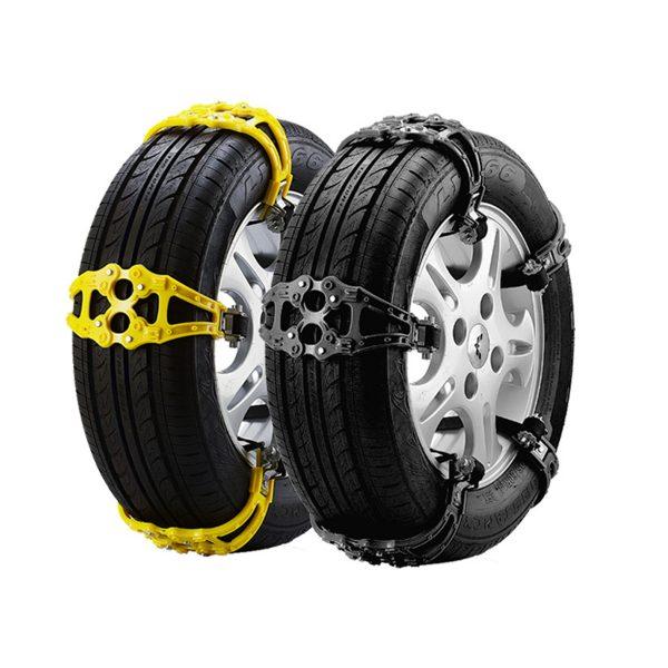Waterproof Emergency Anti-slip Wheel Tire Anti-skid Chain Universal For Car ATV Motorcycle