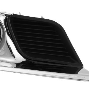 1PC Front Left/Right Fog Light Lamps Frame Covers Trim For Toyota Avalon 2011-2012