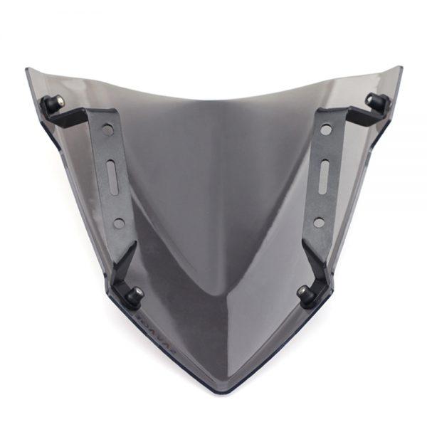 Windshield Windscreen Motorcycle Accessories Wind Deflectors For YAMAHA MT-07 FZ-07 2018-2019