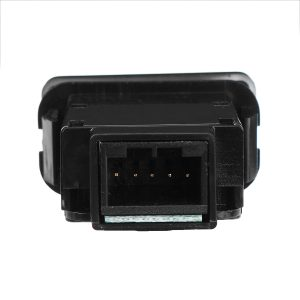 3PCS Push Switch LED Light Bar/Driving/Reverse Light For Toyota Belta Yaris VIOS