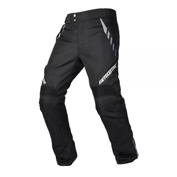 MOTOCENTRIC Motorcycle Pants Keep Warm Breathable Water-repellent Motorcycle Riding Pants With Detachable Liner And Protective Gear