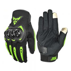 MOTOCENTRIC Motorcycle Gloves Summer Breathable Enduro Motocross Gloves Men & Women Anti-Fall Biker Gloves M-XXL