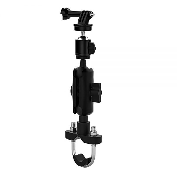 WUPP Sport Camera Holder Bracket Aluminum Alloy Stand Motorcycle Bicycle Electric Scooter Universal for Gropo SJCAM Handlebar / Mirror Installation
