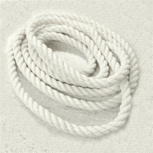 12mm 1M/2M/3Meter/4M/5M Macrame Rope Twisted String Cotton Cord For Handmade Natural Beige Rope DIY Home Wedding Accessories Gift