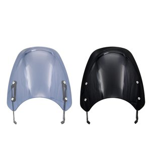 Windscreen Windshield Screen Protection with holder for Ducati Scrambler 2015-20