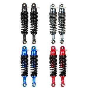"""280mm/11.02 Universal Motorcycle Air Shock Absorber Rear Suspension For Yamaha"""""""