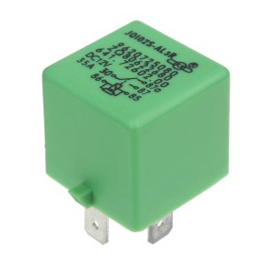 5 Pin 12V 35A Cooling Fan Relay For Peugeot 206 207 306 307 406 407 807 6547TX