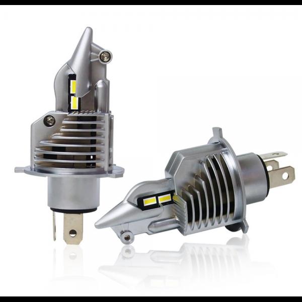H4/9003/HB2 Hi/Lo LED 8-48V 35W 4800LM 6500K Fighter Bulb Super Headlight Bulbs For Car Motorcycle