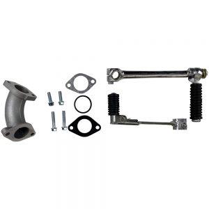 Lifan 125cc Engine Motor Kits Air Cooled Clutch CRF50 XR50 CRF XR 50 70 Dirt Pit Bike