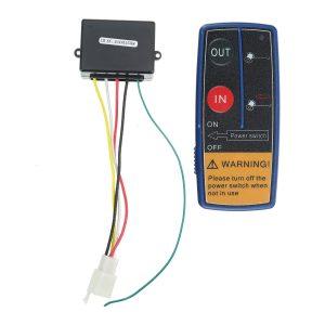 12V/24V Electric Winch Wireless Remote Control System For Jeep Truck ATV Winch