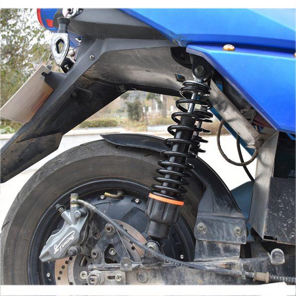 2PCS 25cm/27cm/29cm/31cm Motorcycle Rear Adjust Damping Shock Absorber For Honda/Yamaha/Kawasaki/Suzuki Universal