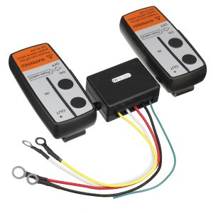 12V Wireless Winch Remote Control Kit Handset Switch For Car Truck ATV SUV