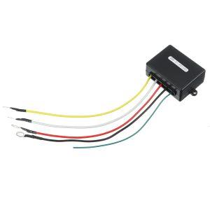 12V/24V Wireless Winch Remote Control Kit Handset Switch For Car Truck ATV SUV