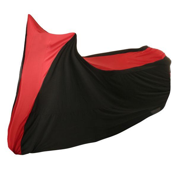 Universal Elastic Motorcycle Motorbike Full Cover Outdoor Dust Sun UV Protection