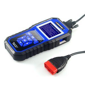 KONNWEI KW450 OBD2 Scanner Full System Diagnostic Tool Code Reader Engine Oil EPB Reset ABS for VW for Audi for OBD II Vehicles