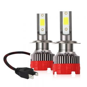 1 Pair LED Car Headlight Super Bright Car LED Bulbs H1 H4 H7 H11 9005 9006 50W 8000LM 6000K Auto Headlamp Fog Lights