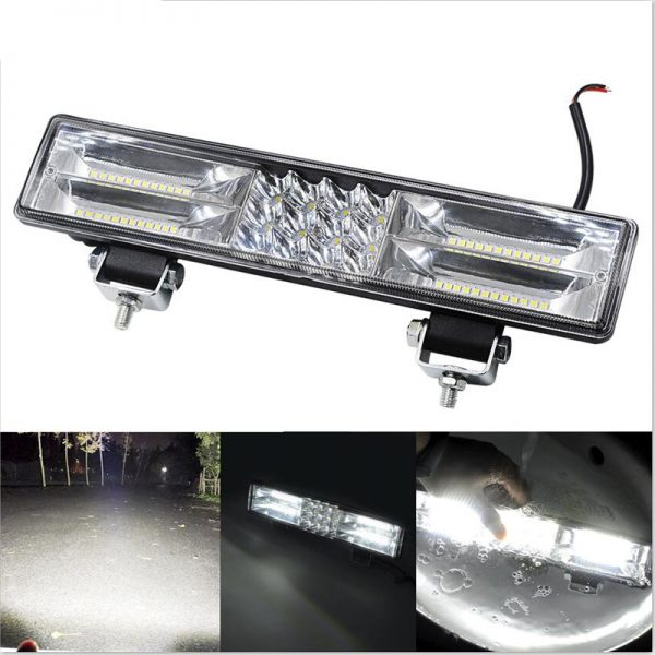 60W High Brightness Headlight LED Work Light For DC12-80V Motorcycles Cars ATVs Off-road and Vehicles
