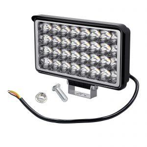 4 Inch Highlight Car Led Work Light Off-road Vehicle Car Modified Light Front Bumper Light Spotlight