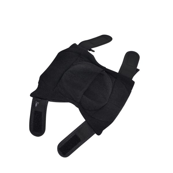 WUPP 4Pcs Motorcycle Riding Warm Elbow Pads Knee Protective Gear Pads Anti-falling Leg Protectors CS-136C1